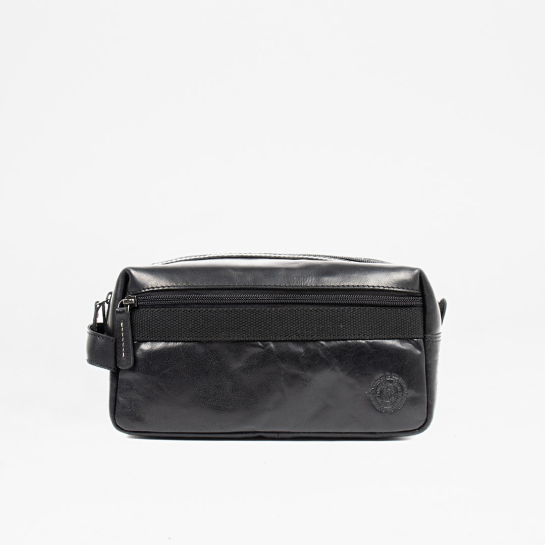 Adrian Toilet Bag Black