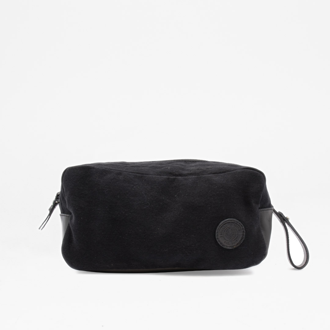 Ellery Toilet Bag Black