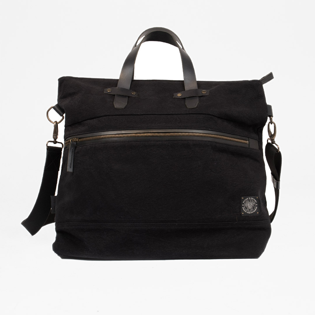 Paris Weekend Bag Black