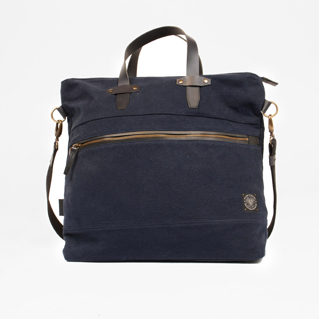 Paris Weekend Bag Navy