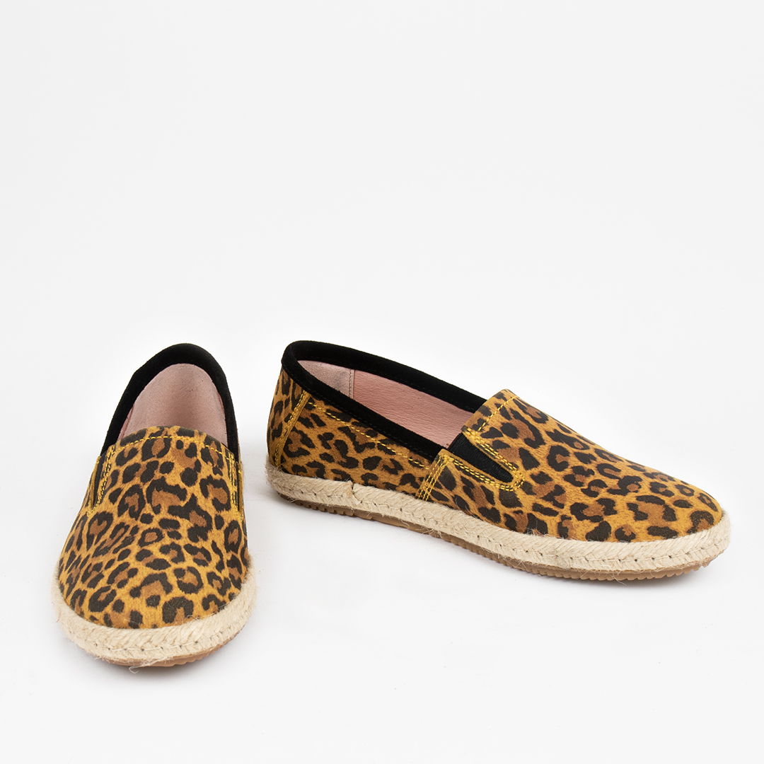 Style: Seal W Yellow Leopard